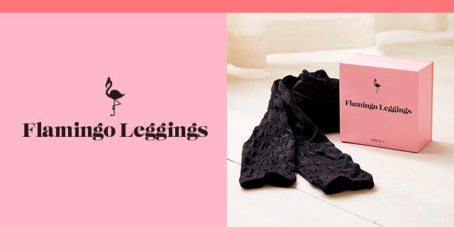 Flamingo Leggings 商品イメージ 1